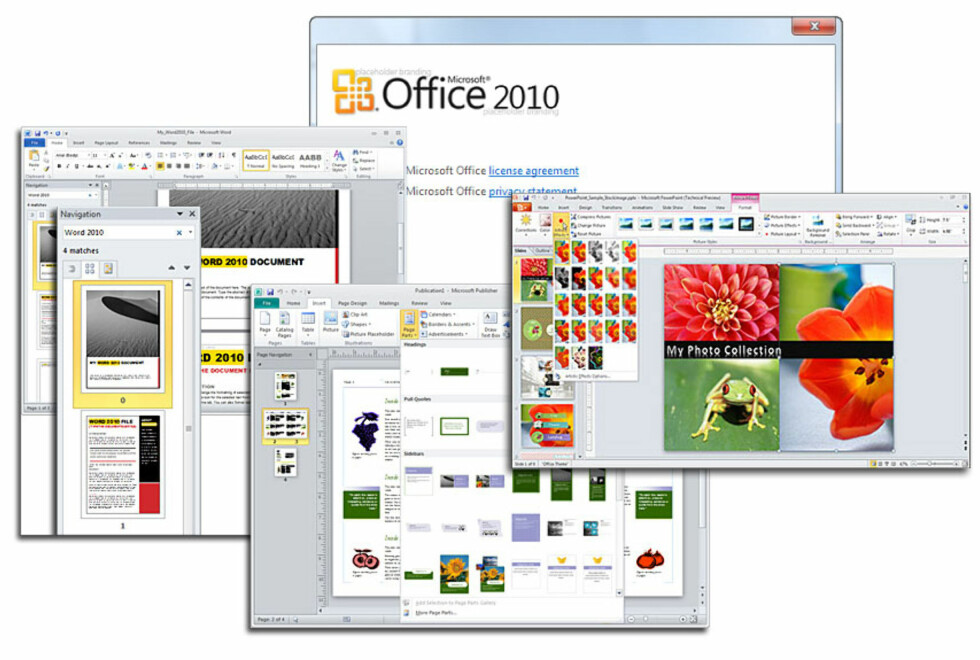 Nå kan du laste ned Microsoft Office 2010