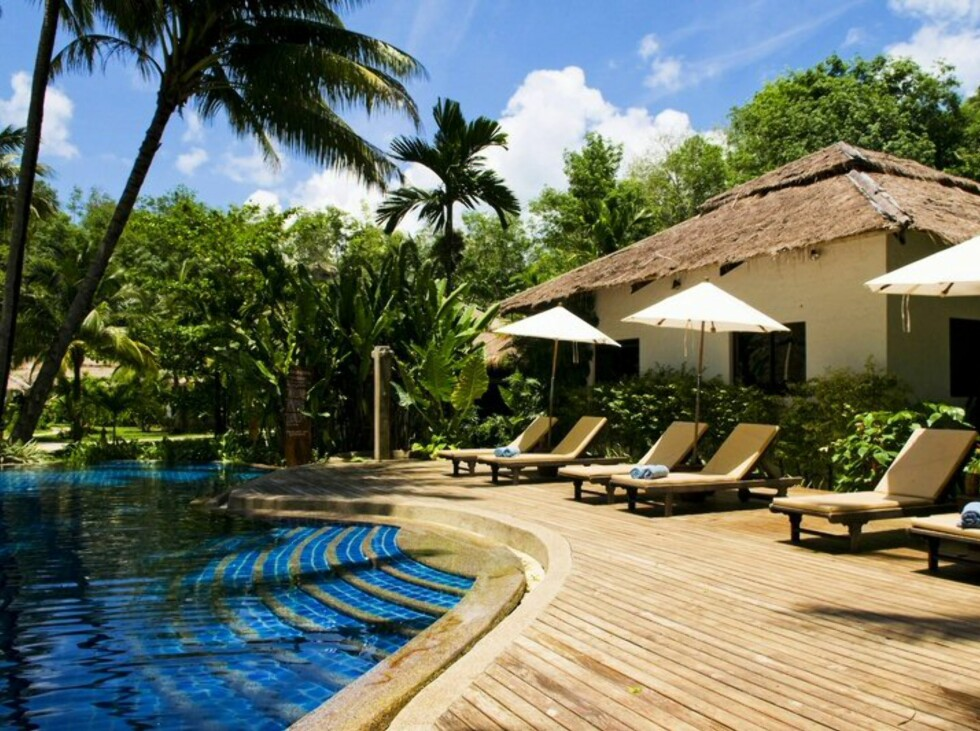 Resortet på Koh Yao er virkelig et paradis, skal vi tro Larsen-Vonsett i Star Tour. Foto: Paradise Koh Yao/Star Tour