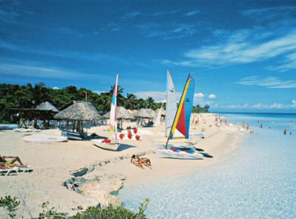 Begby vil kombinere et opphold i Havana med en strandvferie i Varadero. Foto: Apollo