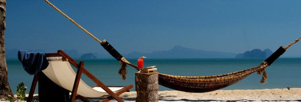 Se hva som venter deg i vinter... Foto: Paradise Koh Yao Resort