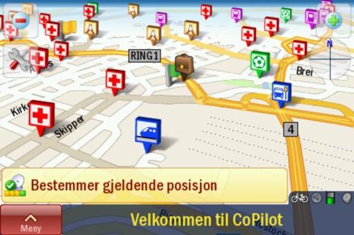 image: iPhone GPS-duell med overraskende slutt