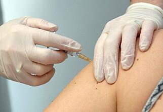 Bør friskuser vaksinere seg?
