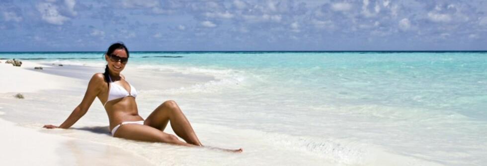 Maldivene topper listen over de beste eksotiske øyene. Foto: Piotr Bizior/www.bizior.com