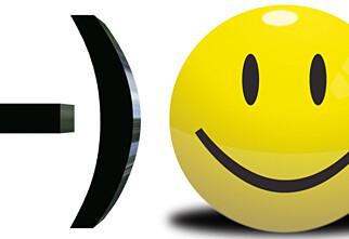 Smilefjes: Elsket og hatet