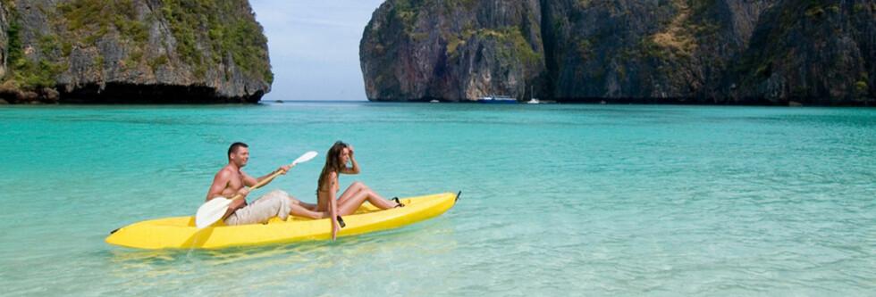 Det finnes nok av stille strender å utforske i Thailand. Foto: Tourism Thailand