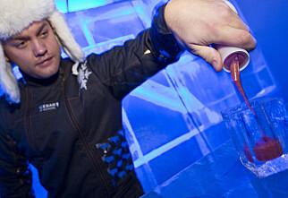 Nå åpner ICEBAR i Oslo