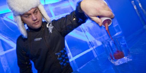 image: Nå åpner ICEBAR i Oslo