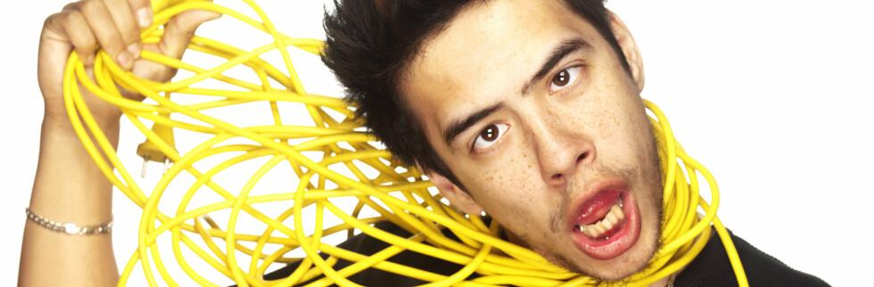 Blir du gæærn av dårlig internettkapasitet?  Vi har sett hvem som gir deg mest hstighet pr. krone Foto: Colourbox.com