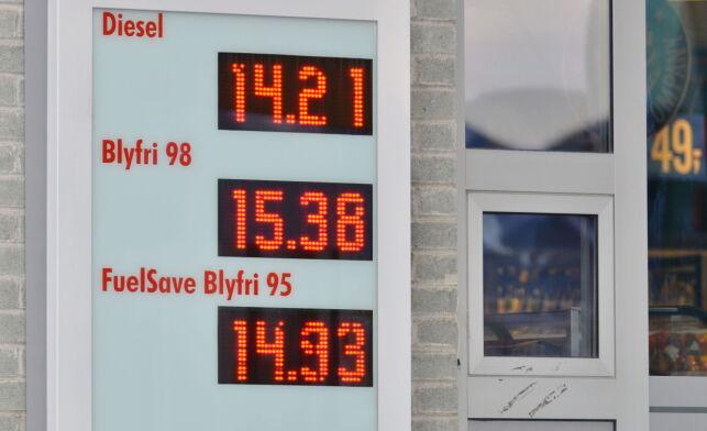 image: Så mye betaler du faktisk i avgifter for drivstoff