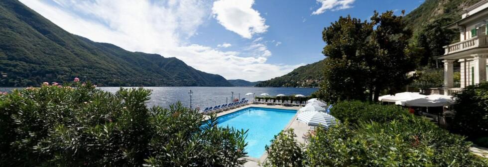 Det er ikke feil å ta ferien på dette hotellet. Foto: Grand Hotel Imperiale
