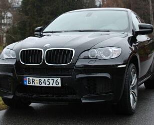 image: BMW X6 M: Rå SUV for gifaenfolk