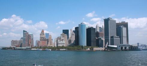 Ny rute til New York