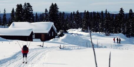 Tjen penger på hytten i vinter