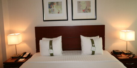 Sjekk inn: Holiday Inn Long Island City - Manhattan View