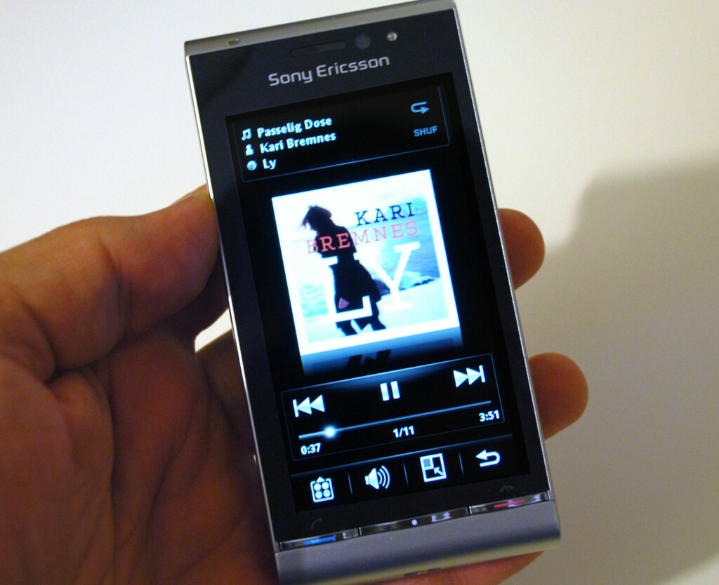 image: Sony Ericsson Satio