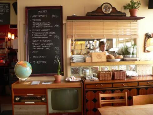 I en av Oslos koseligste bydeler får du skikkelig god mat. Foto: Kampen Bistro