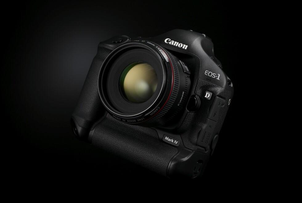 Canon lanserer nytt flaggskip