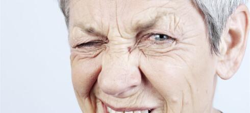 Stopper aldersklokka på 50 år