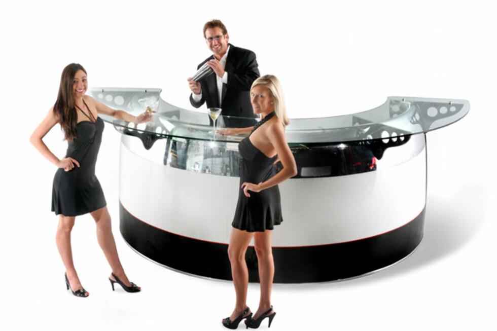 Med denne baren vinner du festen. Foto: Motoart.com