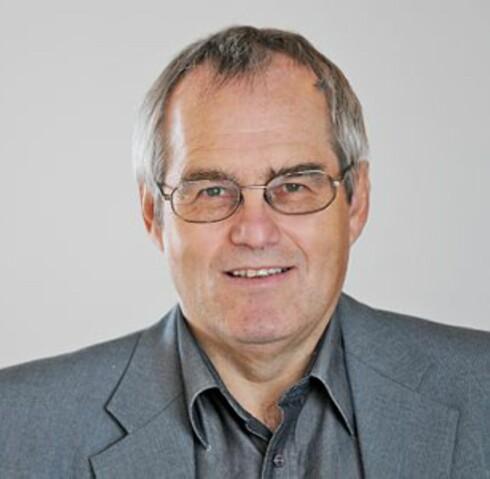 Jørn Michalsen, informasjonsjef i Posten Foto: Birger Morken/Posten