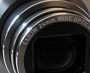 image: Casio Exilim EX-H10