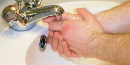 Hvordan vasker du hendene?