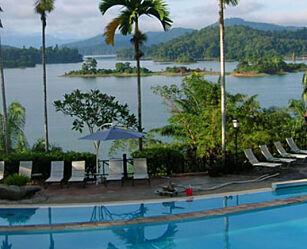 image: Sjekk inn: Lake Kenyir Resort & Spa