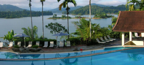 Sjekk inn: Lake Kenyir Resort & Spa