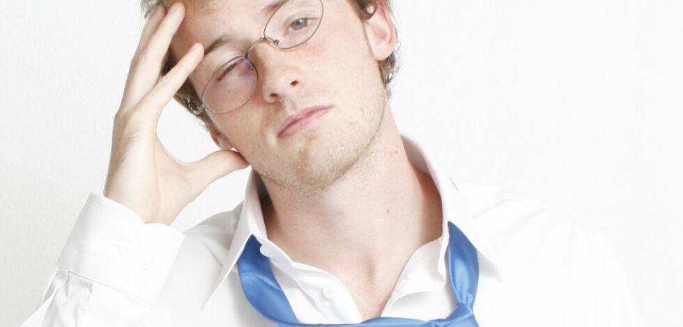 image: Ikke gå på jobb med disse symptomene