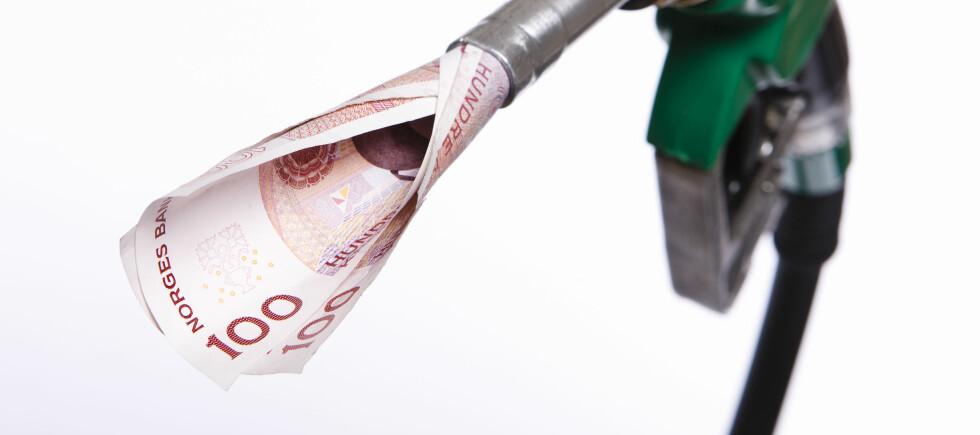 Vi gir deg de billigste bensinstasjonene. Foto: Colourbox.com