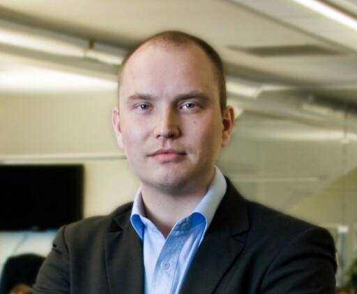 Lars Vangen Jordet i Finn Eiendom. Foto: Finn.no