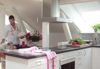 Få nytt kjøkken på en ettermiddag