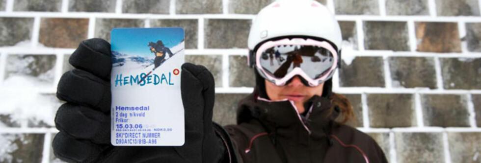 Om bare noen uker åpner skisentrene. Se hva sesongkortet koster. Foto: SKISTAR