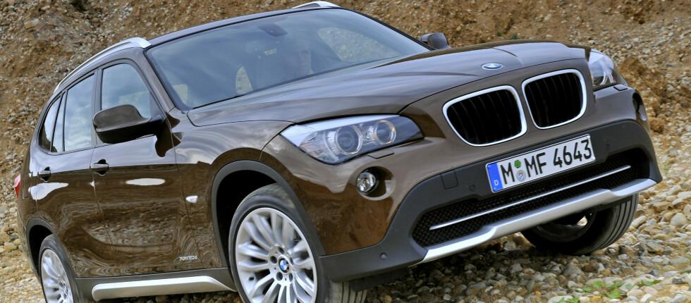 Vi har kjørt BMWs billigste firehjulstrekker