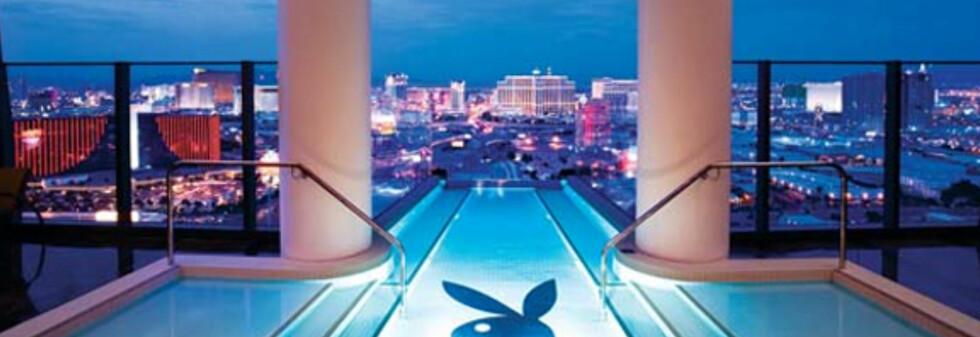DET ALLER YPPERSTE: Denne suiten er det aller dyreste som er å oppdrive i Las Vegas. Det finnes dog rimeligere alternativ.