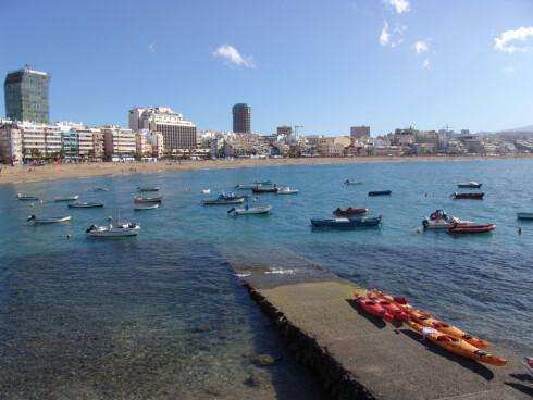 Las Palmas har gjennomgått en ansiktsløftning de siste årene. Nå svikter likevel turistene. Foto: Visitgrancanaria.no