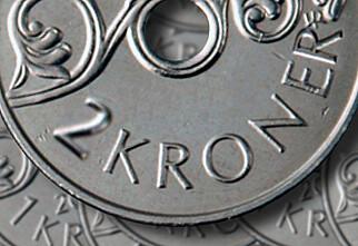 Norge kan få nye pengevalører