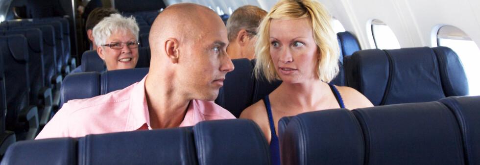 Livet er ikke blitt enklere for oss flypassasjerer, med alle ekstrakostnadene som innføres. Foto: Colourbox