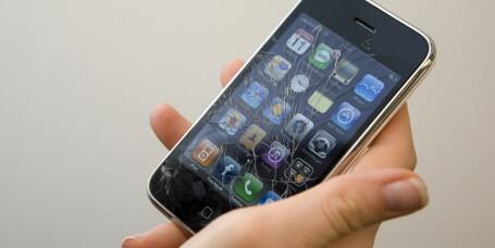 Bråstopp for iPhone-forsikring