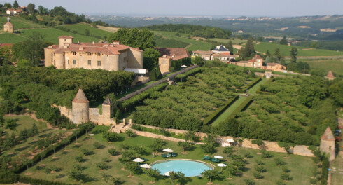 Foto: Chateaux de Bagnols