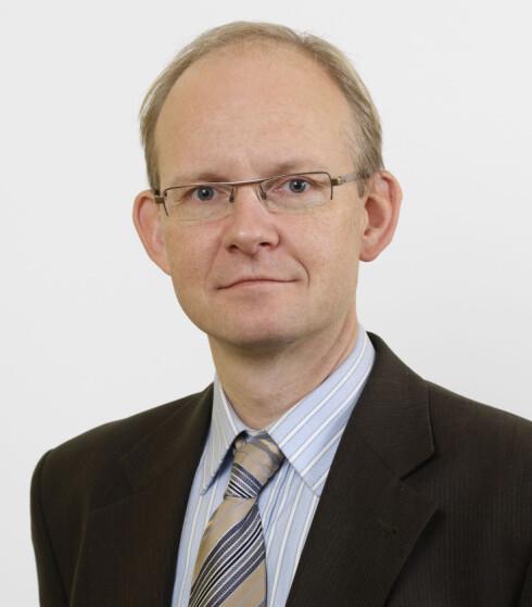 Statssekretær Geir Axelsen (AP) Foto: Finansdepartementet