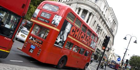 I London venter en grisebillig ferie