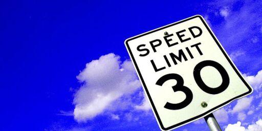 image: Hvor fort er 30 miles i timen?