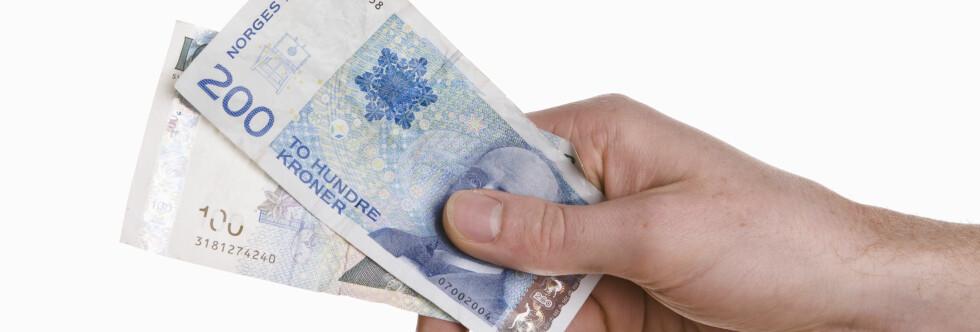 Du kan spare mye på å velge den strømleverandøren med best pris.  Foto: Colourbox.com