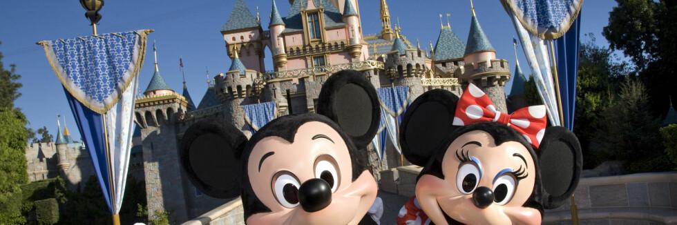 Lyst til å treffe Mikke og Minni?  Foto: Paul Hiffmeyer/Disneyland