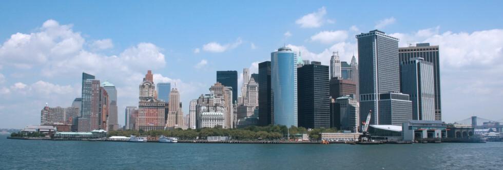 New York City har ikke alltid hett NYC ... Foto: Colourbox