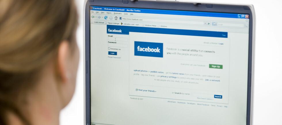 Ved Diabetesklinikken har de hatt over 10.000 besøkende på Facebook. Foto: Colourbox.com
