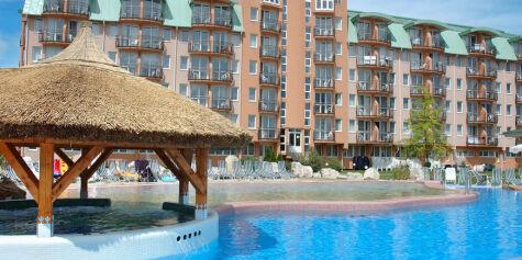 image: Sjekk inn: Hotel Európa Fit