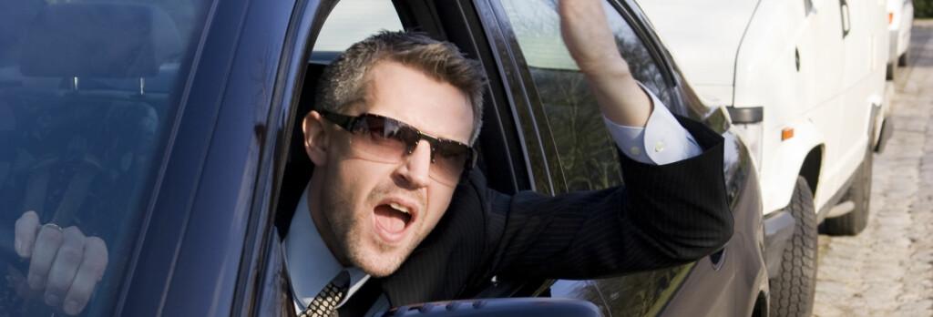 SINT AV MUSIKK: Blir du hissig av å høre på rap eller hip hop i trafikken? Stem under til høyre. Foto: Colourbox