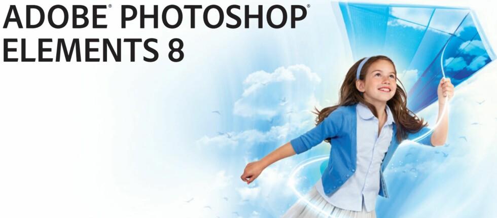 Photoshop og Premiere for hvermansen